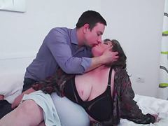 Big mature mother eats son s sperm after sex tubes