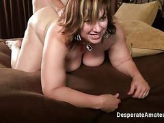 Desperate amateurs scarlet first time videos