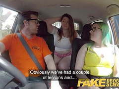 Fake driving school the sex party tryout movies at find-best-hardcore.com