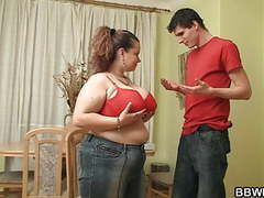 Fat girl skinny guy with big cock movies at freekilomovies.com