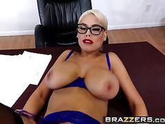 Big tits at school - teachers tits are distracting scene sta movies