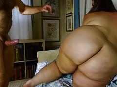 Beautiful big tits bbw loves fucking and sucking cock tubes