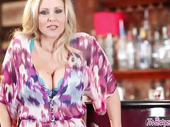 Twistys - julia ann starring at the perfect bar maid videos