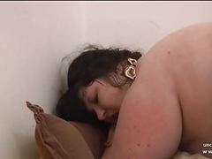 Young french amateur fat bbw ass pounded and creamed movies at freekiloporn.com