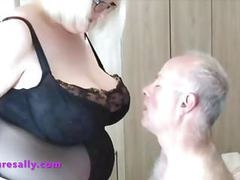One of sallys members gets his birthday present movies at find-best-pussy.com