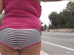 Big boobed kacey parker is picked up off the street for fuck movies at sgirls.net