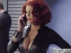 Digitalplayground - captain america a xxx parody movies