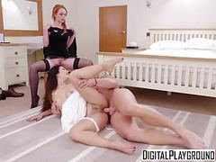Digitalplayground - the wedding pact ella hughes and eva lov movies at find-best-lingerie.com