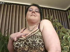 Naughty bbw mom loves to get dirty movies at kilovideos.com