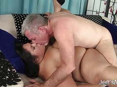 Fatty latina bbw lorelai givemore wide load sex movies at find-best-tits.com