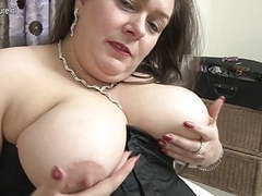 Big british housewife loves playing with herself movies at freelingerie.us
