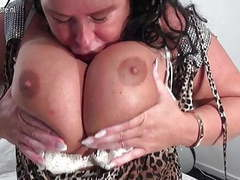 Big breasted mature slut getting wet as hell movies at kilotop.com