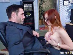 Brazzers - dani jensen - big tits at work movies