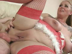 Busty nastyshag fucks baldy movies at find-best-tits.com