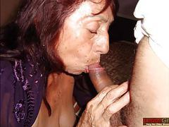 Latinagranny old mature pictures collection movies at freelingerie.us