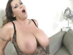 Brunette with huge tits gets sex.mp4 movies