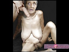 I love granny pics and photos compilation movies