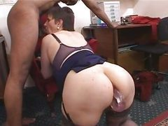 Hiry big tits mature ass fucked by black cock (camaster) movies