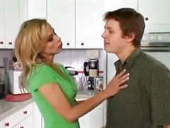 Fucking his girlfriend's hot mom movies at kilovideos.com