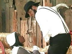 Amish farmer annalizes a black maid videos