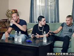 Brazzers - mommy got boobs -  my friends fucked my mom scene tubes