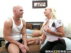 Brazzers - big tits in uniform -  rescue 9-fun-fun scene sta movies at freelingerie.us