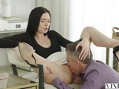 Vixen marley brinx cheats with boss huge cock movies at kilopills.com