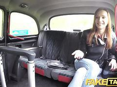 Fake taxi slim redhead likes rough sex tubes