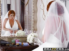 Brazzers - brazzers exxtra - dirty bride scene starring lenn movies at freekilosex.com