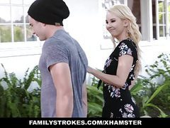 Familystrokes - mom bails son out to fuck tubes