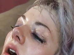 Mix facials bukkake  hd i tubes
