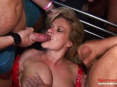 Sperma-studio: cum shots orgy - marina part 1 + 2 complete movies at find-best-babes.com