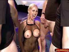 Super sexy busty mom is a human toilet - 666bukkake videos
