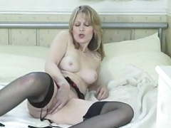 A tasty brit milf 2 movies at kilovideos.com