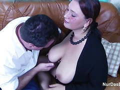 German mom with monster tits in casting with dad for money movies at find-best-hardcore.com