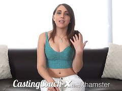 Casting couch-x model with hot ass fucks on cam for $ tubes