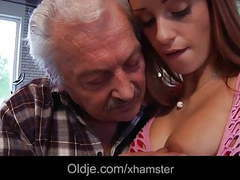 Porn casting for amateur old man fucking young erica fontes movies