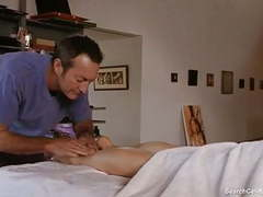 Mimi rogers nude - full body massage movies at freekilosex.com