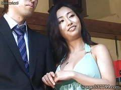 Cuckold cfnm japanese femdom movies at freekiloporn.com