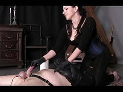 Mistress huge cumshot videos