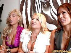Bigtitted cfnm milfs dominating with blowjobs videos