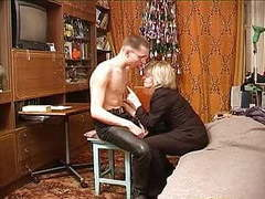 Russian mature with her schoolboy movies at find-best-hardcore.com