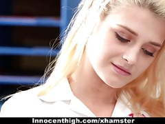Innocenthigh - petite schoolgirl loves her teacher's dick videos