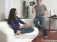 Tricky agent - nudity with no sex still a win movies