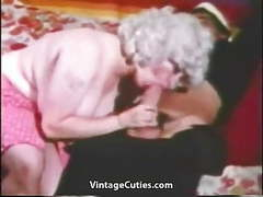 Mature with enormous big boobs and sailor (1960s vintage) movies