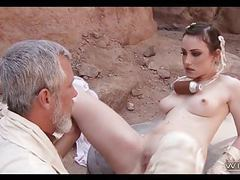 Anal in a galaxy far away videos