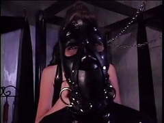 Bondage latex girl locked in box movies at nastyadult.info