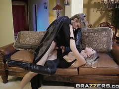 Brazzers - brazzers exxtra - trick and treat scene starring movies at nastyadult.info