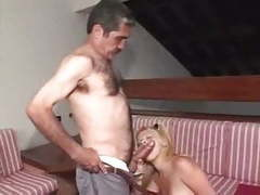 Daddy fucks his daughter's friend tubes