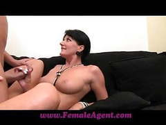 Femaleagent don't tell my wife movies at freekiloclips.com